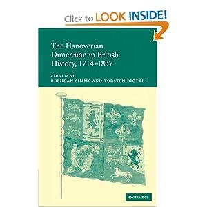 Hanoverian dimension british history