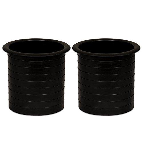 - Goldwood Speaker Box Bass Air Ports 2 Speaker Port Tubes Black (PT-307-2)