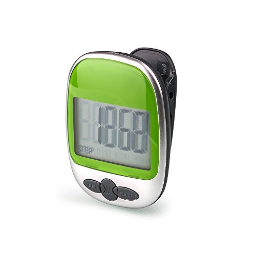 PINGKO Outdoor Multi-function Portable Sport Pedometer St...