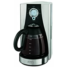 Oster Programmable Coffee Maker, Stainless Steel