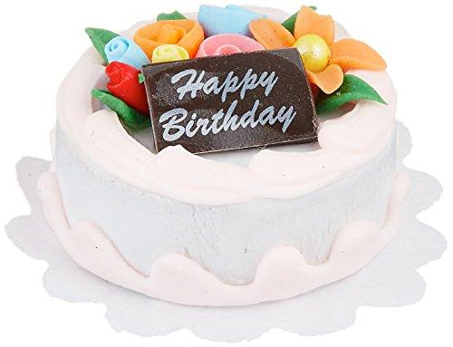 Amazing Buy Darice 2318 47 Miniature Happy Birthday Cake 1 Online At Low Birthday Cards Printable Opercafe Filternl