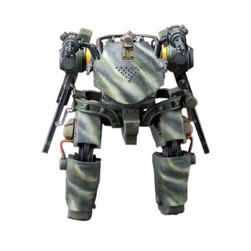 GTF-11 Drio Action Figure Lost Planet Lost Planet 2 action figure