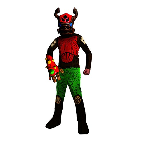 Rubies Skylanders Swap Force Tree Rex Costume, Child (Kids Tree Costumes)