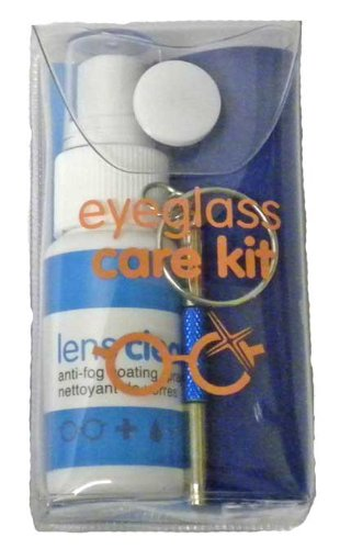 Eyeglass Cleaning Kit Lens Cleaner Screwdriver product image