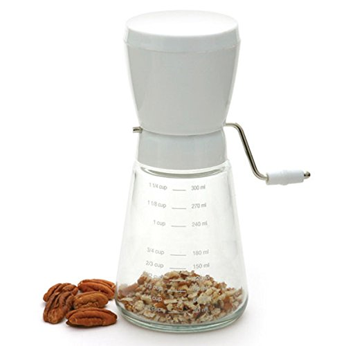 Hand Crank Nut Walnut Almond Peanut Chopper Cutter Grinder Time Saver (Hand Crank Chopper compare prices)