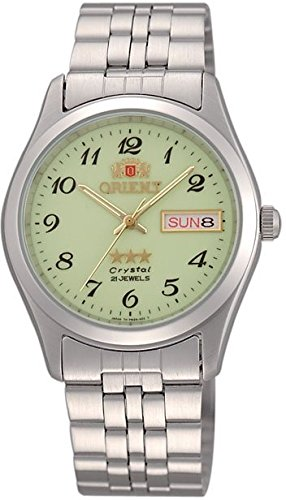 ORIENT Unisex Automatic Bright Green Watch SPM00022R8 Authentic Made in Japan