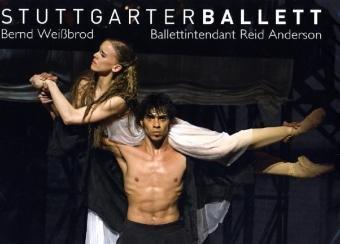 Weingarten-Kalender Stuttgarter Ballett 2010
