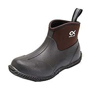 Duck and Fish Men Neoprene Ankle Hunting Work Shoe
