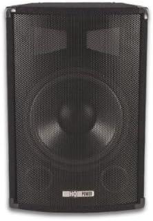 Velleman VDSG10 Altavoz Negro - Altavoces (1.0 Canales, 30-20000 Hz, 8 Ω, Negro)