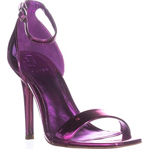 Guess Celie3 Square Toe Evening Sandals, Medium Pink