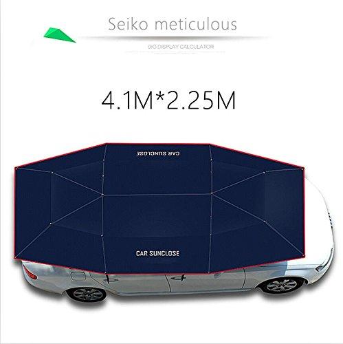 Yikeshu Automatic Car Umbrella Carport Automatic Car Tent