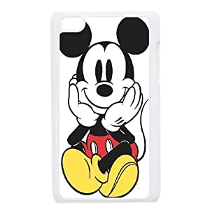 FLYBAI Minnie & Mickey Mouse Phone Case For Ipod Touch 4 [Pattern-5]