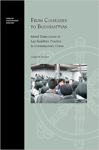 Comrades Bodhisattvas cover art