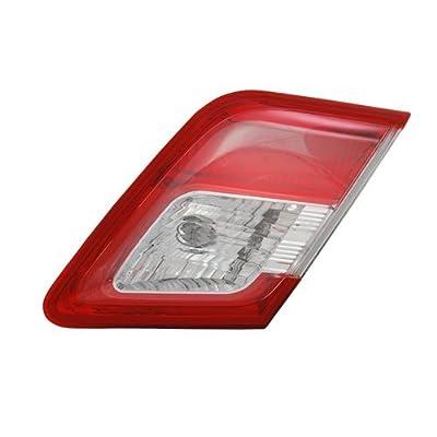 TYC 17-5273-00 Replacement Passenger Side Reflex Reflector: Automotive