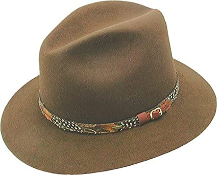 6dea674816996 Stetson Weekend Fur Felt Hat at Amazon Men s Clothing store