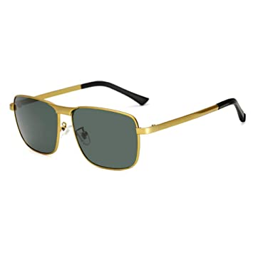 Z&HA Color De Los Hombres Que Cambian Gafas De Sol Polarizadas Conducción De Gafas De Pesca