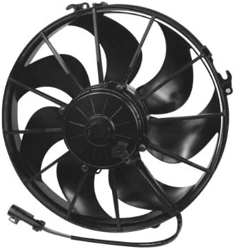 """SPAL 5.2/"""" 313 CFM Low Profile Electric Cooling Fan P//N 33600"""