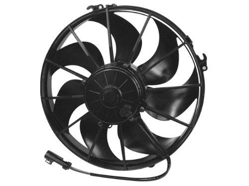 "Spal 30103202 12"" Curved Blade Puller Fan"
