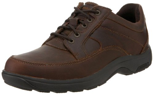 Dunham  Men's Midland Oxford,Brown,10 6E US