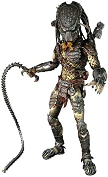 Sideshow Collectibles Hot Toys Movie Masterpiece Alien Vs. Predator: Requiem 14 Inch Model Figure Predator by Hot Toys: Amazon.es: Juguetes y juegos