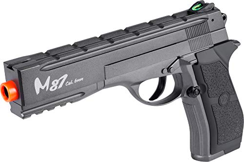 - Evike WinGun Full Metal M87 CO2 Airsoft Gas Non-Blowback Pistol