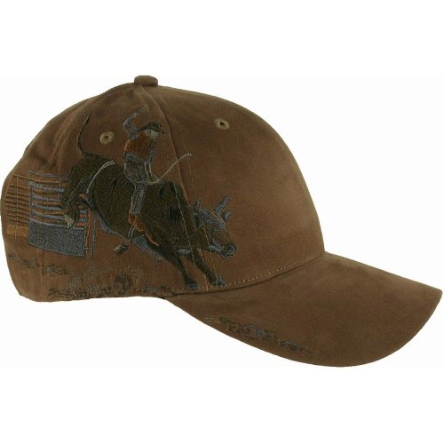 Rodeo Collection-Bull Rider, Brown (Bull Rider Rodeo)