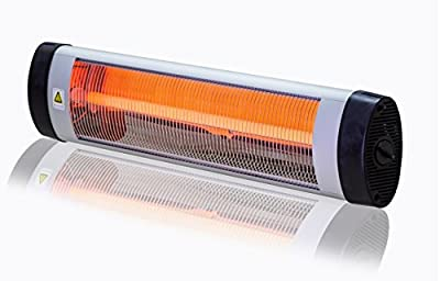 Versonel Electric Wall Mount Infrared Indoor Outdoor Heater VSLWMH100