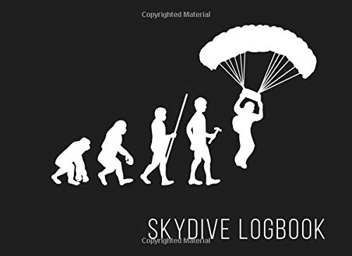 Skydive Logbook por Anakena Publishings