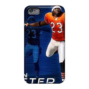 IanJoeyPatricia Apple Iphone 6 Perfect Hard Phone Covers Customized High Resolution Chicago Bears Image [naF18927jXgE]