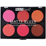 BEAUTY TREATS Matte Blush - Contour Collection 01