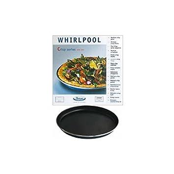 Whirlpool - Plato para función Crisp diámetro 31 cm para M.O. ...