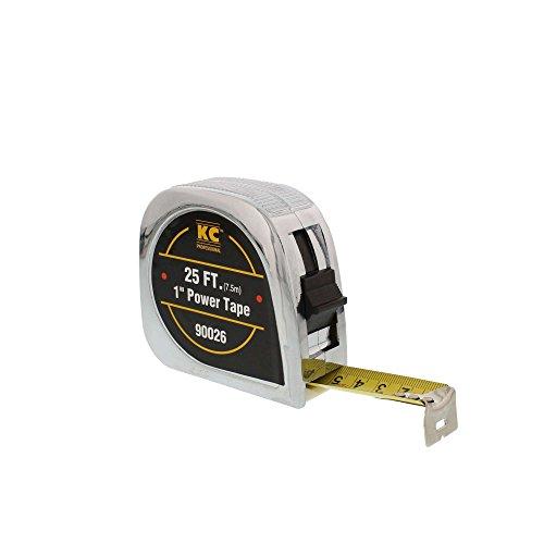 KC Professional 90026 25' Power Tape