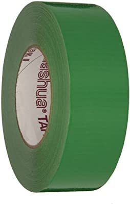 Nashua Polyethylene Coated Cloth General Purpose Duct Tape, 9 mil Thick, 55m Length, 48mm Width