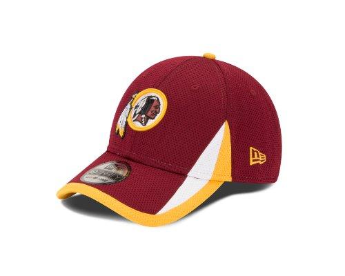 NFL Washington Redskins Team Color Training 39THIRTY Cap, Large/X-Large