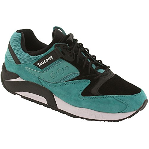 Saucony Raster 9000 (bungee) Green