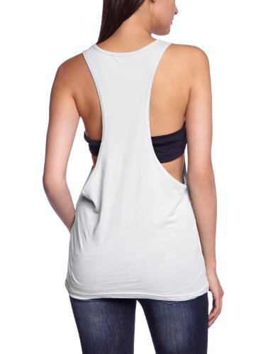 White Loose sportiva Classics T Bianco Tanktop Ladies shirt Urban Donna Txpvqz7w