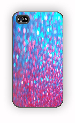 Glitter for iPhone 4/4S Case