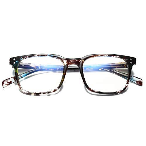 Classic Blue Light Blocking Glasses for Women Men Nerd Eyeglasses Anti Blue Filter Computer Gaming Glasses -