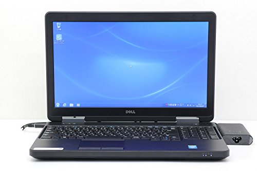 【中古】 DELL Latitude E5540 Core i5 4300U 1.9GHz/8GB/320GB/Multi/15.6W/FWXGA(1366x768)/Win7   B0762CH5ZP