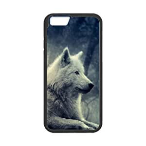 """GGMMXO Gray Wolf Shell Phone Case For iPhone 6 (4.7"""") [Pattern-1]"""