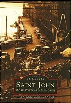 Book Saint John: More Postcard Memories (Images of Canada)
