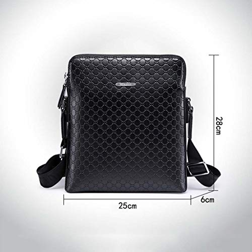 Business couleur Messenger 25cm À Pour Bag Brown Brown Bandoulière Sac Cloud Taille Homme Xa4Hxq