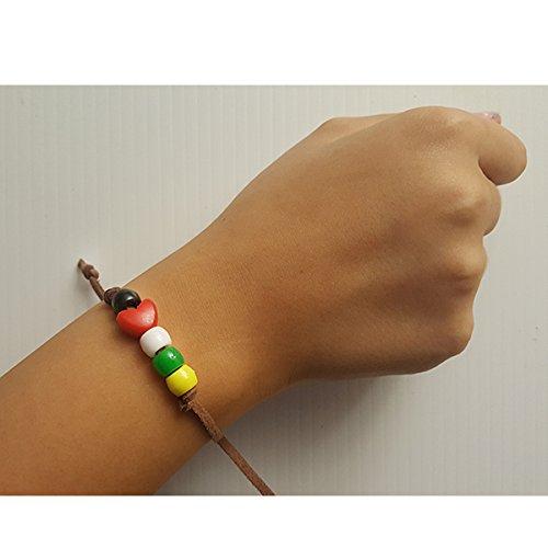 Silent Gospel Bracelet 10 each - Faith Kit Bracelet Craft