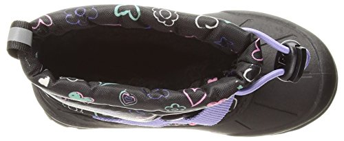 Large Product Image of Northside Frosty Winter Boot (Toddler/Little Kid/Big Kid),Black/Purple,Size 10 Medium US Toddler