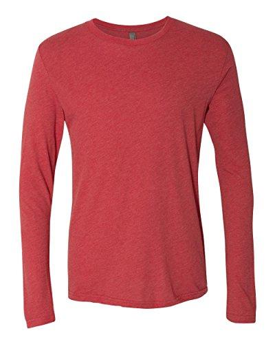 next-level-apparel-mens-crew-neck-rib-knit-jersey-l-vintage-red