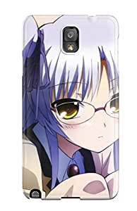 Crystle Marion's Shop Hot For Galaxy Note 3 Premium Tpu Case Cover Angel Beats Protective Case