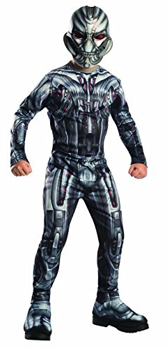 For Two Friends For Costumes Halloween Girls Best (Rubie's Costume Avengers 2 Age of Ultron Child's Ultron Costume,)