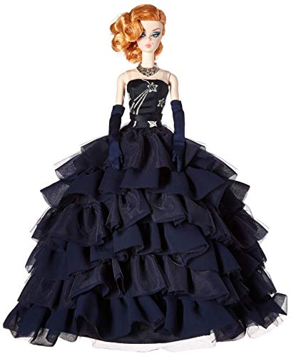 - Barbie Fashion Model Collection Midnight Glamour