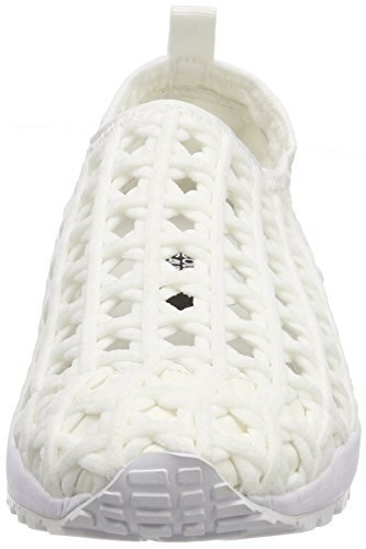 Woven California In Colours Donna Bianco Of Material Sneaker z7anFnq