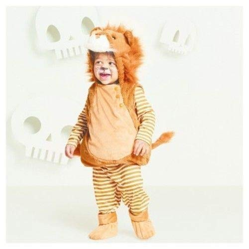 (Hyde and Eek Boutique Baby Infant 12-18 Months Lion Halloween Costume - Leggings and Booties)